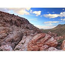 Red Rock Canyon 2 Photographic Print