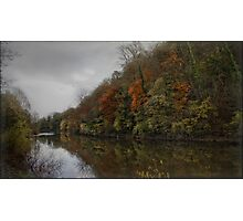 River Severn Ironbridge. Photographic Print