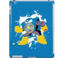 Airman Splattery T iPad Case/Skin