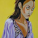 ' Rue's Avatar ' by Elizabeth Colvin