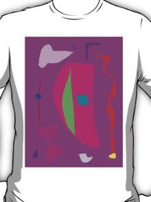 Legend Free Eyelid Mandarin Clear Sky T-Shirt