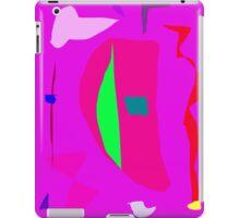 Legend Free Eyelid Mandarin Clear Sky iPad Case/Skin