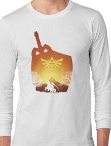 A hero's destiny Long Sleeve T-Shirt