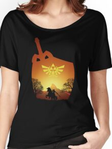 A hero's destiny Women's Relaxed Fit T-Shirt