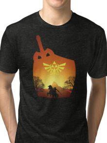 A hero's destiny Tri-blend T-Shirt