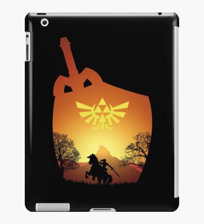 A hero's destiny iPad Case/Skin