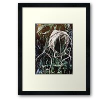 Faceless Framed Print