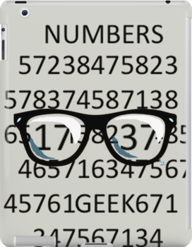 NUMBERS GEEK by DRPupfront