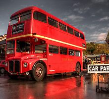 Devon Routemaster by Rob Hawkins
