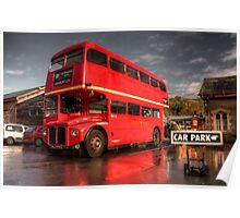Devon Routemaster Poster
