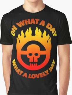 Desert Warrior Graphic T-Shirt