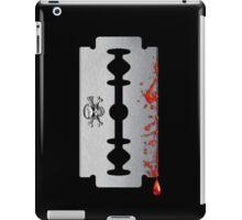 Razor iPad Case/Skin