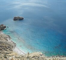 Amorgos Island: Greece by SlavicaB