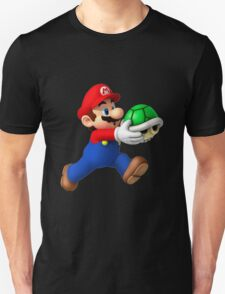 Mario With Shell T-Shirt