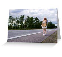 Choose a destination Greeting Card