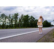 Choose a destination Photographic Print