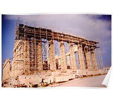 Ruin Restoration Poster