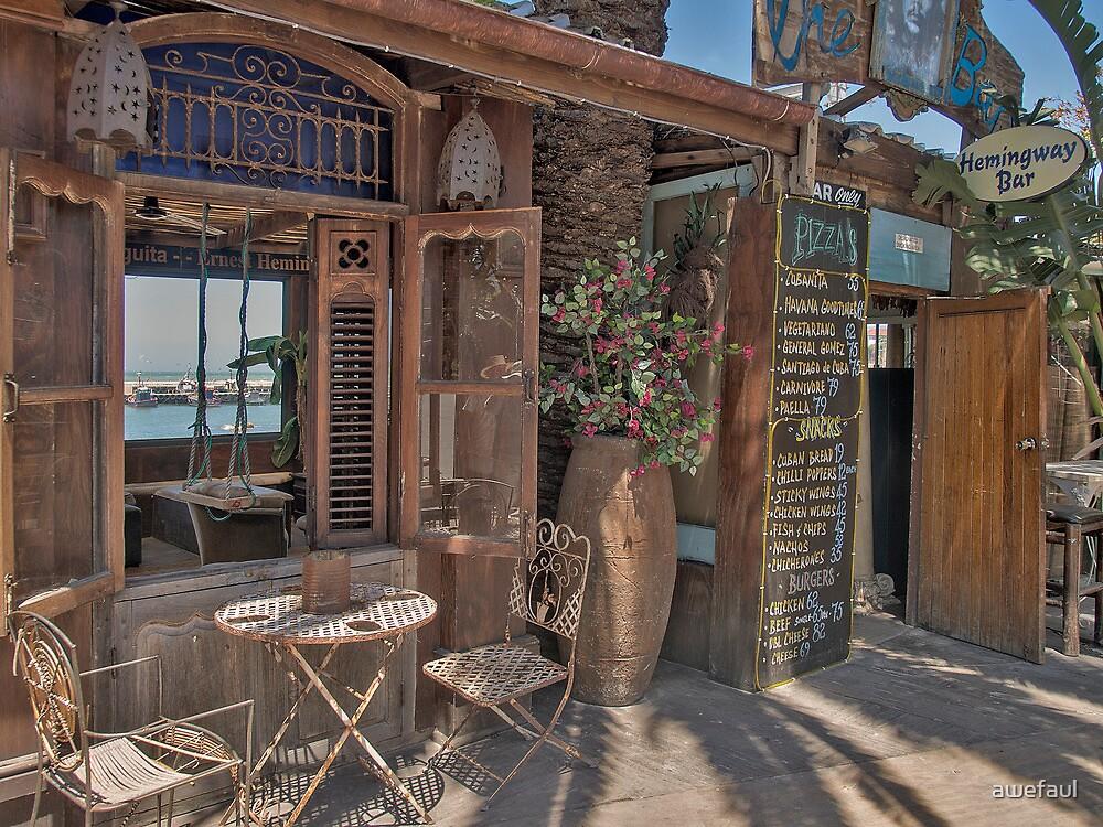Hemingway Bar by awefaul
