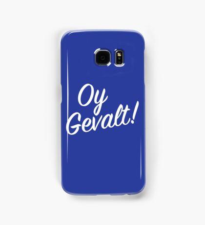 Oy Gavelt! Handlettering Samsung Galaxy Case/Skin