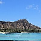 Diamond Head Panaramic by djphoto
