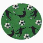 Soccer by David Dehner