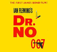 Dr No by Nick Martin