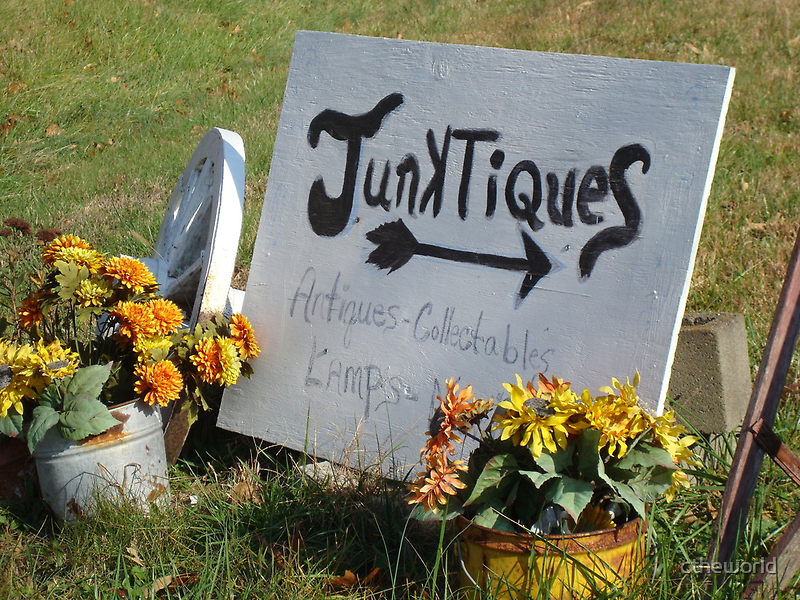 Sign - JUNKTIQUES ^ by ctheworld