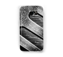 Monochrome Kitchen Fork Abstract Samsung Galaxy Case/Skin