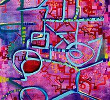 Better Mousetrap, Original Oil Painting by Regina Valluzzi by Regina Valluzzi