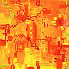 Citrus Circuitry by Regina Valluzzi