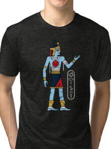 Mummy Ra Tri-blend T-Shirt