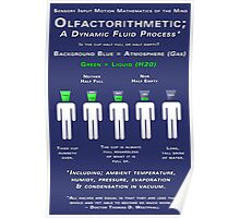 The Principals of Olfactory Arithmetic Poster