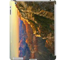 Sunset at Grand Canyon National Park, Arizona iPad Case/Skin