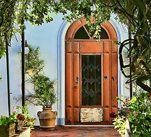A Door in Italy by Dennis Granzow