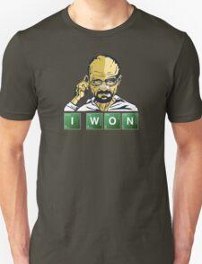 "Breaking Bad: Walter White: ""I Won"" T-Shirt"