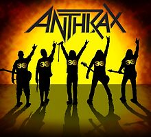 ANTHRAX 30 YEARS by tour2016