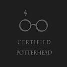 Certified Potterhead (Black) by thegadzooks
