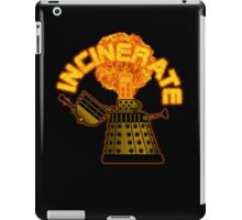 Incinerate iPad Case/Skin