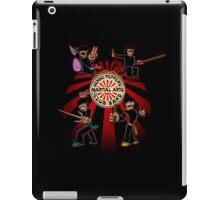 Sensei Pepper's Martial Arts Club Band (2012) iPad Case/Skin