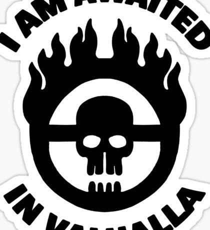 Desert Warrior Sticker