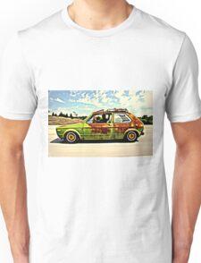 Rat Golf Unisex T-Shirt