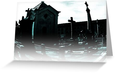 When the Dead Cry .. by Berns