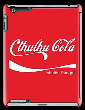Cthulhu Cola by strictlychem