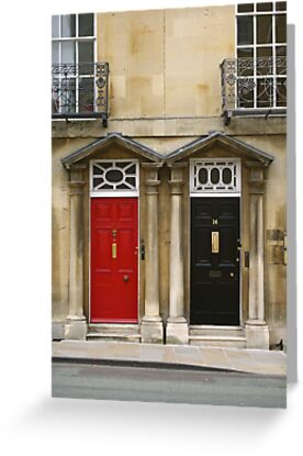 The Doors by Tsebiyah Mishael Derry