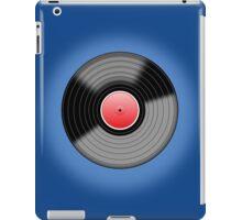 Long Player Record iPad Case/Skin