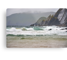 One Blustery Day Metal Print