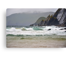 One Blustery Day Canvas Print