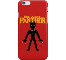 Black Panther iPhone Case/Skin