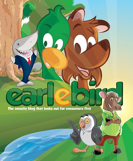 Earl E Bird and Friends by AnnuityEarl