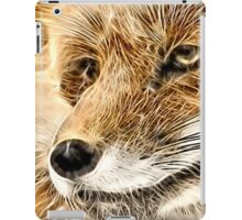 Wild nature - fox iPad Case/Skin